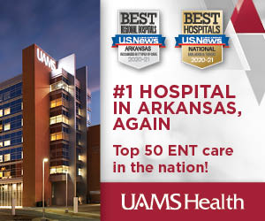 #1 Hospital in Arkansas | Learn More