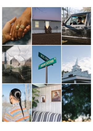"Photographs by Maria Sturm, from the series ""You don't look Native to me,"" taken in and around Pembroke, NC"