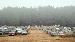 """Car Lot"" by Dominic Lippillo, from the series Stories We Tell Ourselves"